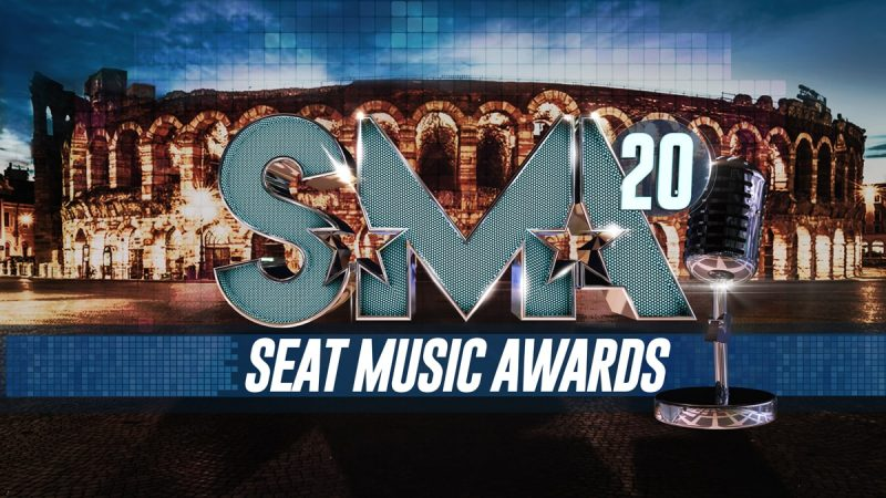 seat music awards 2020 logo