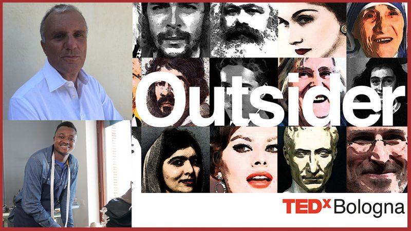 Solidarietà, integrazione e lavoro: Andrea Marchesini al TEDx Bologna