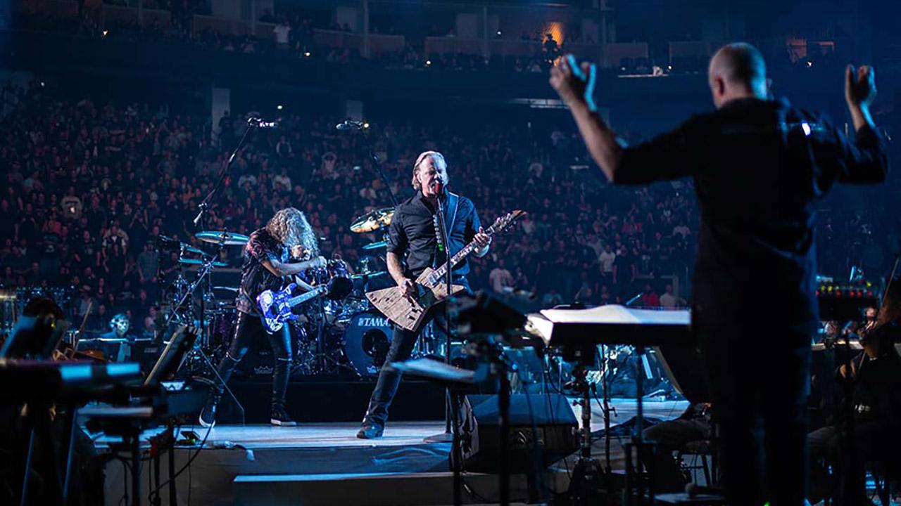 S&M2: quando i Metallica fanno i compiti con l'orchestra