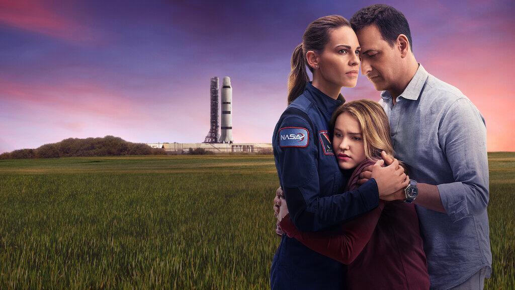 Away: Hilary Swank è l'astronauta a capo della missione su Marte