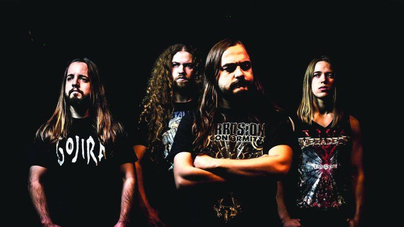 Soldier thrash metal band da Oviedo
