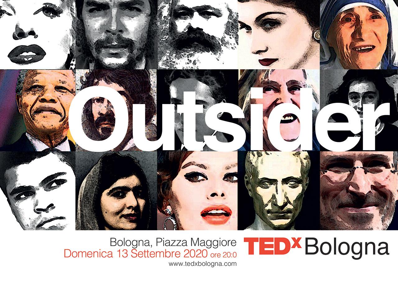 TEDx Bologna 2020 – La voce degli outsider