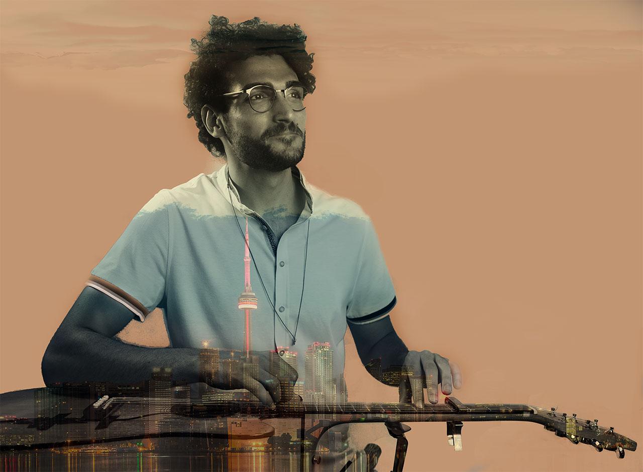 Claudio Cirillo: un debutto che vuole unire i pezzi