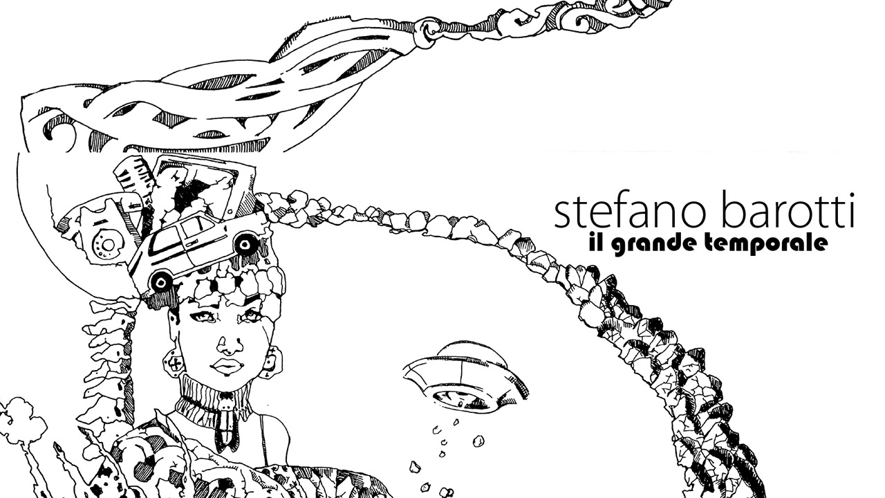Il grande temporale: esce il nuovo lavoro di Stefano Barotti