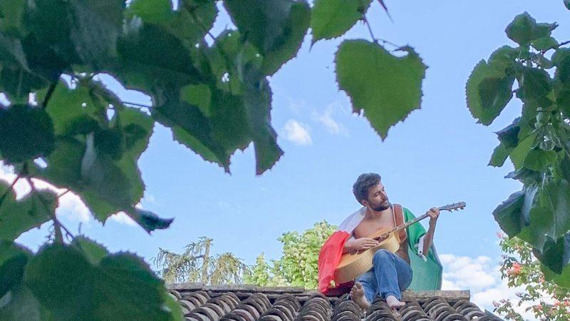 Francesco Tirelli: la band e il nuovo singolo Mai