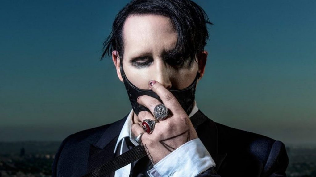 Marlilyn Manson We Are Chaos
