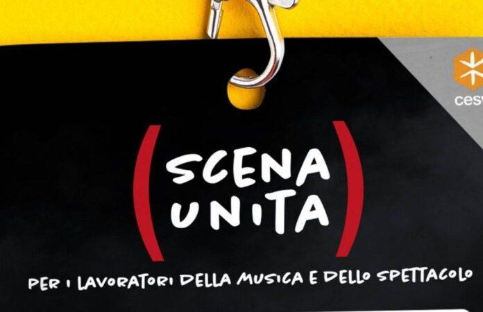 SCENA UNITA: insieme per i lavoratori della musica