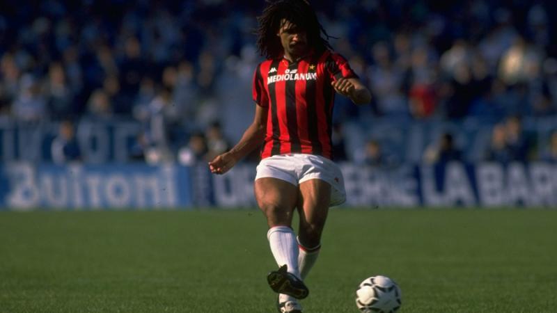 Calcio e musica: la storia di Ruud Gullit