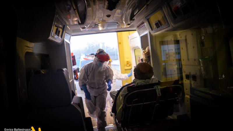 """Un giorno con la Croce Rossa – Comitato di Sassuolo """"Traporti Covid"""""""