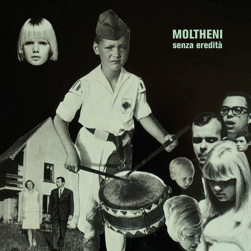 Moltheni, la cover di Senza Eredità