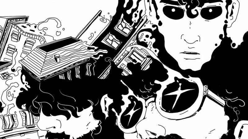 The Lansbury Alterazione - dettaglio della copertina