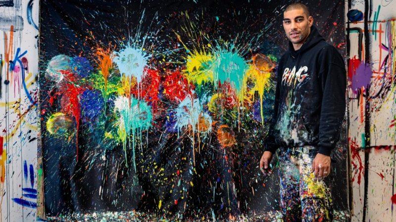 Le forme dell'arte di Omar Hassan