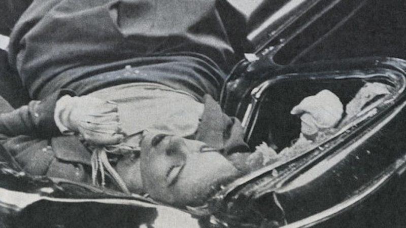 Evelyn McHale: la foto del più bel suicidio al mondo