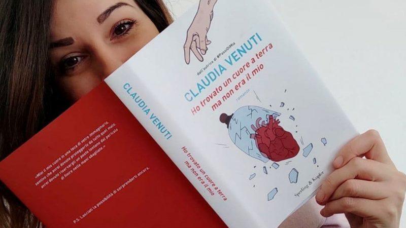 """Intervista alla scrittrice del """"cuore"""": Claudia Venuti"""
