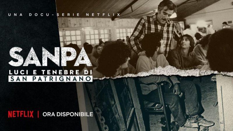SanPa:una serie che fa discutere