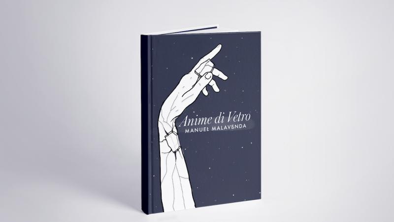 Anime di Vetro, il nuovo romanzo di Manuel Malavenda