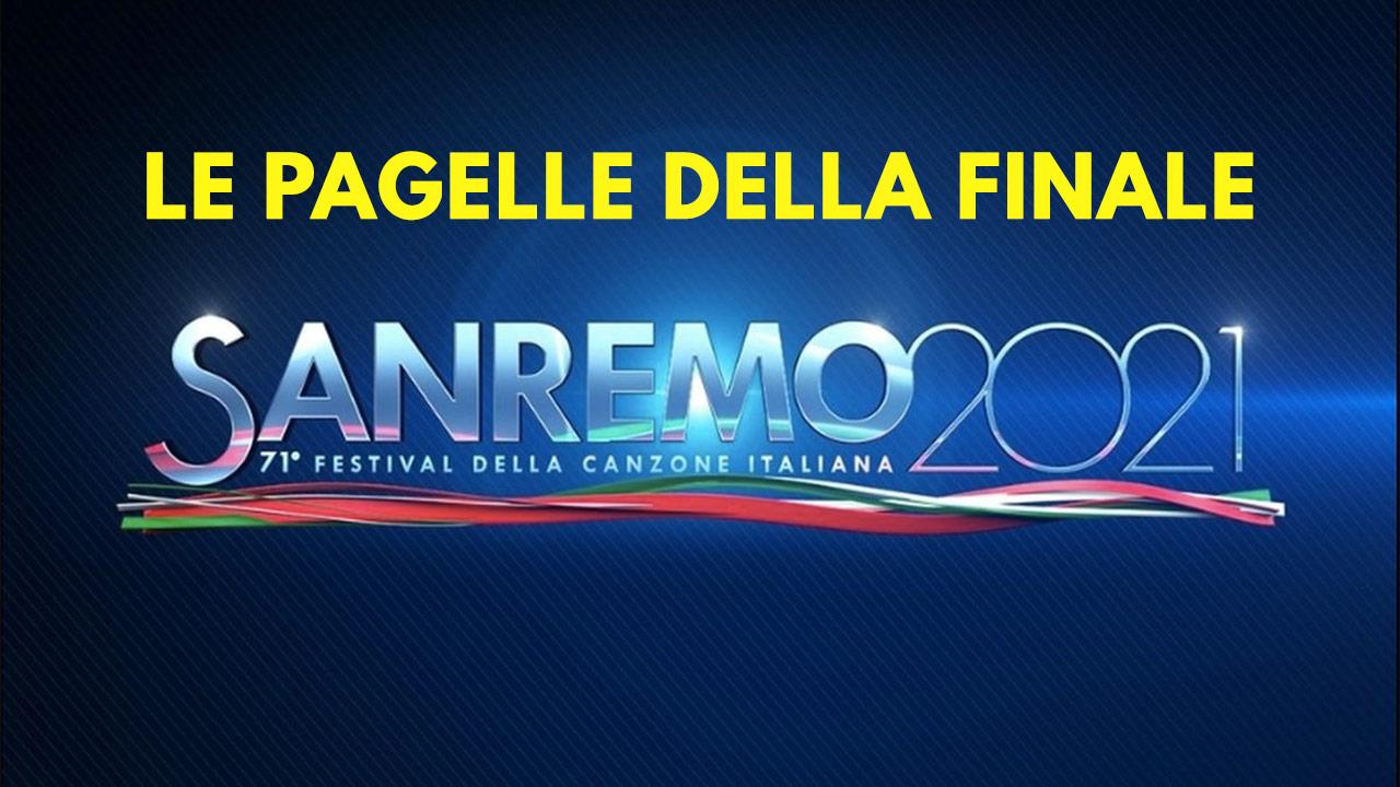 Sanremo 2021: le pagelle della serata finale