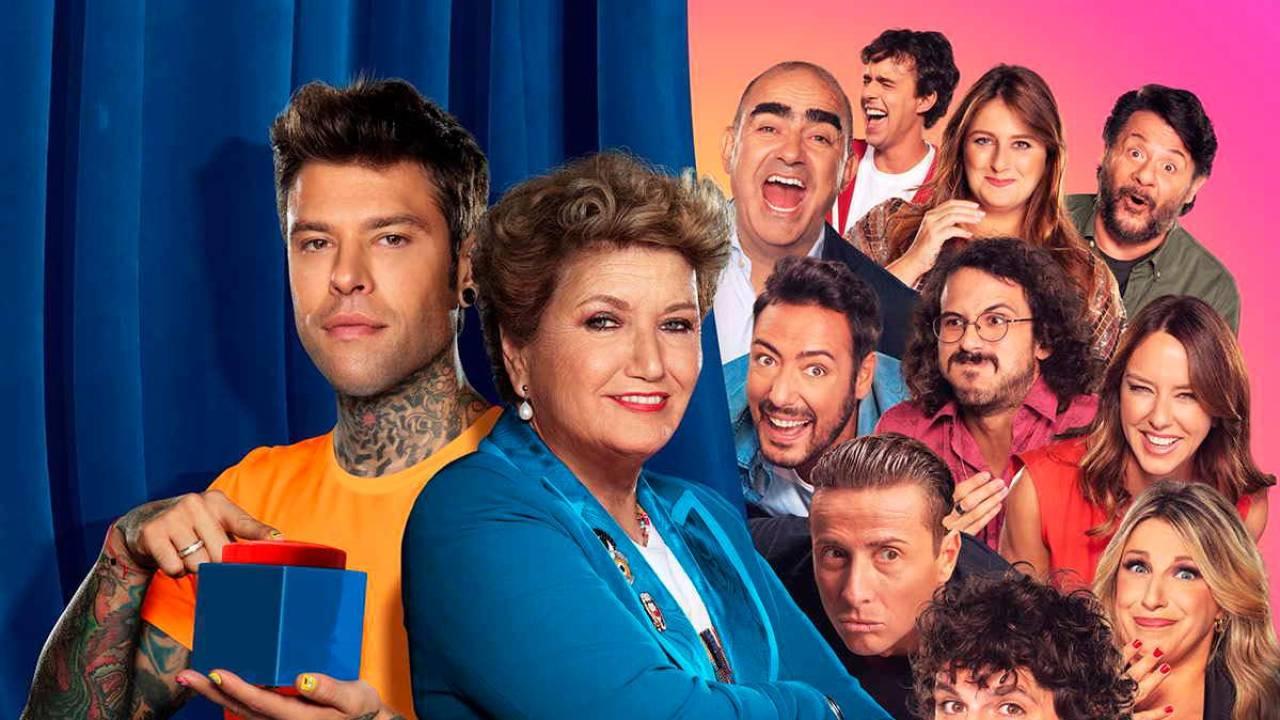 LOL – Chi ride è fuori, il comedy show che non meritiamo ma di cui avevamo bisogno