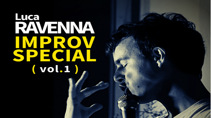 Luca Ravenna improvvisa su The Comedy Club