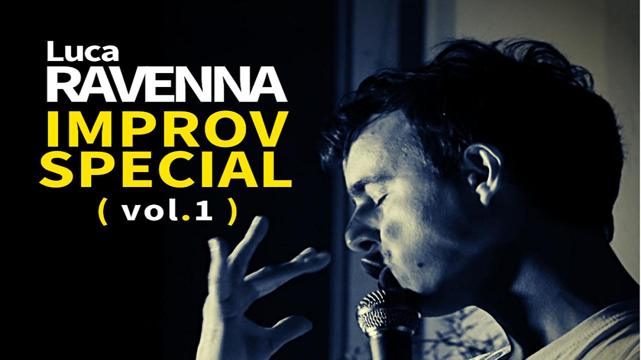 Luca Ravenna improvvisa su The Comedy Club