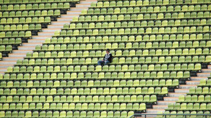 Lo stadio, metafora di vita
