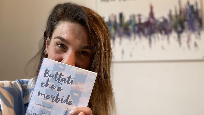 Dal basket alla scrittura, il debutto di Alessandra Tava