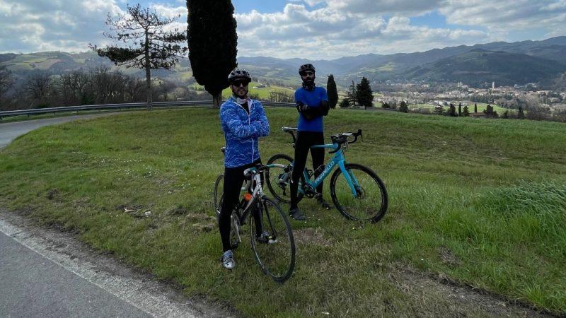 Ritmo Basso: da Forlì a Santa Maria di Leuca in bici