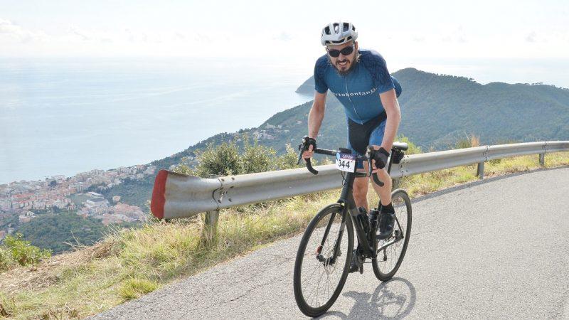 """Nuova vita per """"L'uomo a pedali"""" di Roberto Bonfanti"""