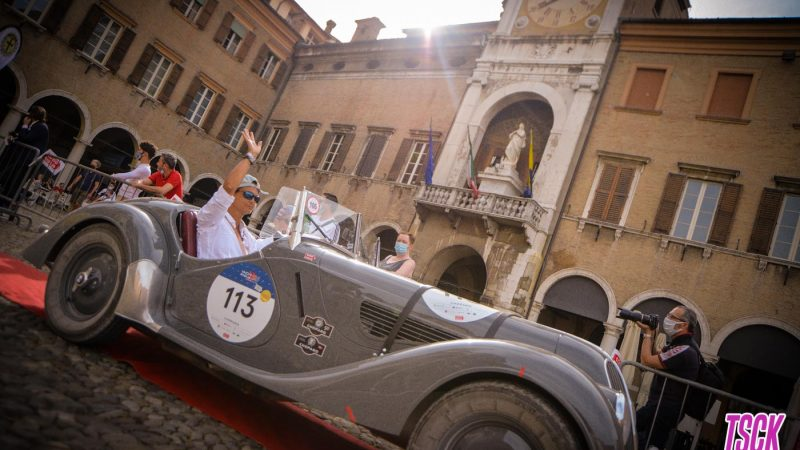 1000 Miglia 2021 – Modena