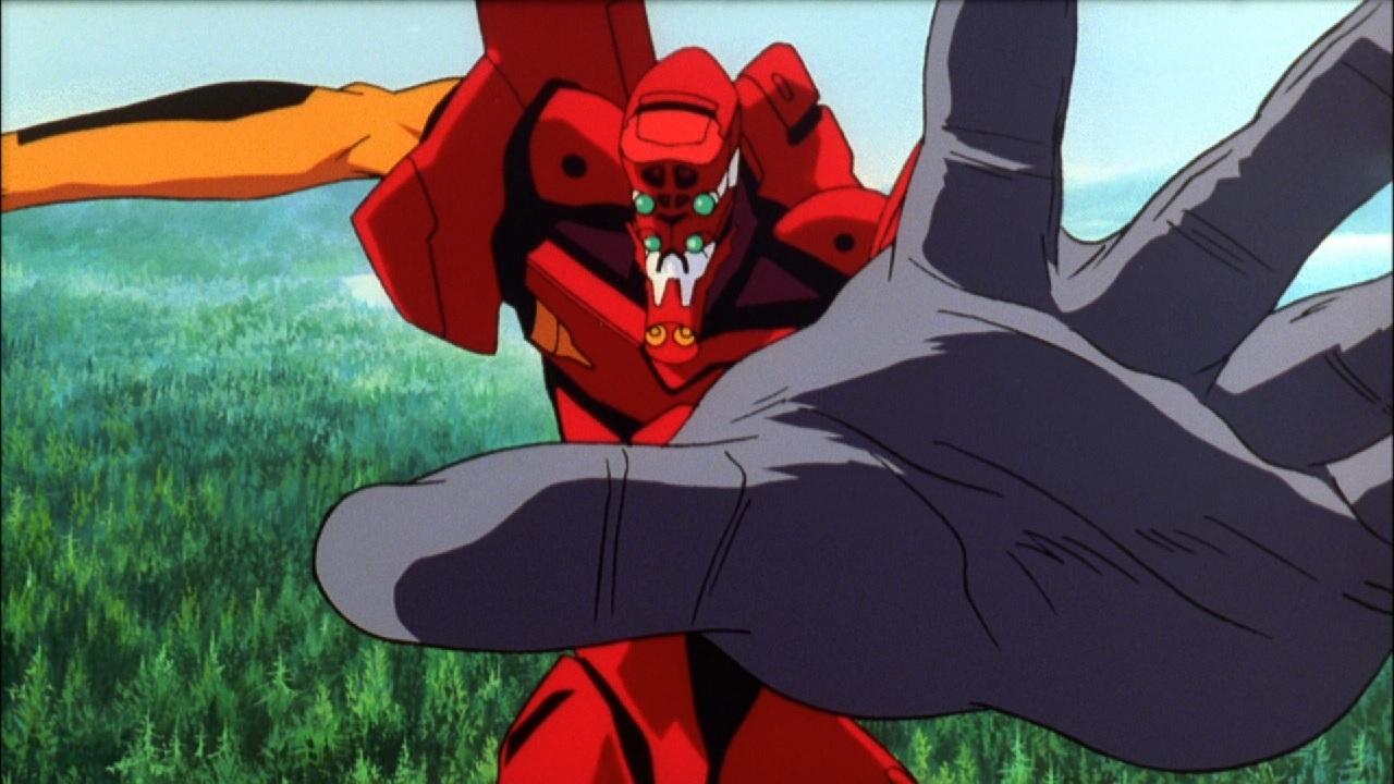 The end of Evangelion, il film della serie al cinema