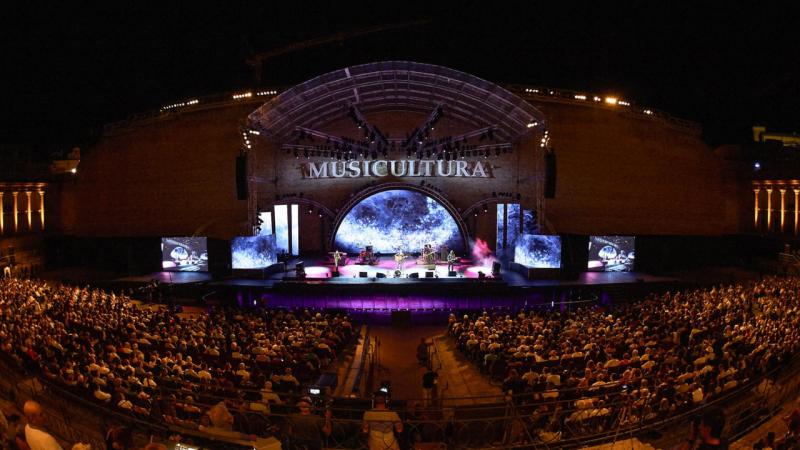 Torna Musicultura dal 14 al 19 giugno a Macerata