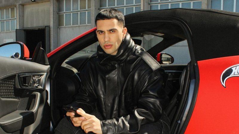"""Dopo l'album """"Ghettoolimpo"""", Mahmood annuncia oggi le date del suo tour"""