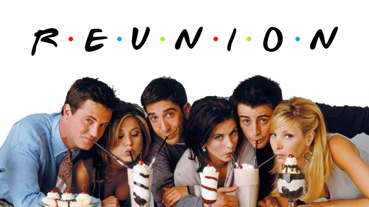 Friends: la reunion degli amici di tutti