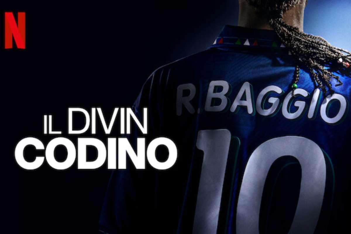 Il Divin Codino: su Netflix la storia dell'uomo dietro il campione
