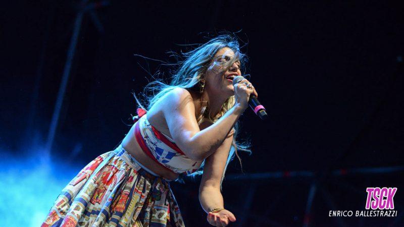 Margherita Vicario all'Oltre Festival 2021