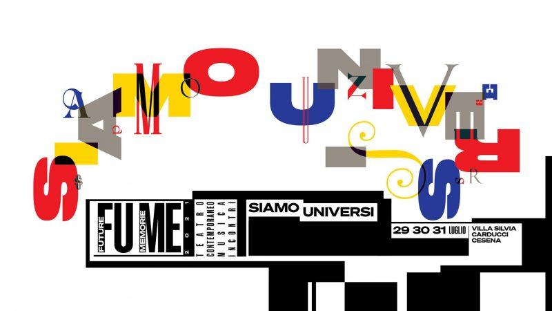 """""""Siamo Universi"""": a Cesena ritorna il festival FU ME"""