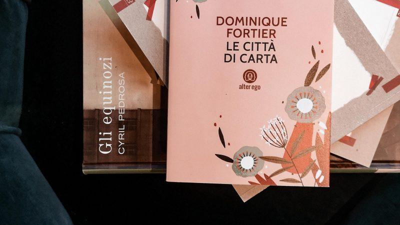"""""""Le città di carta"""" di Emily e Dominique"""