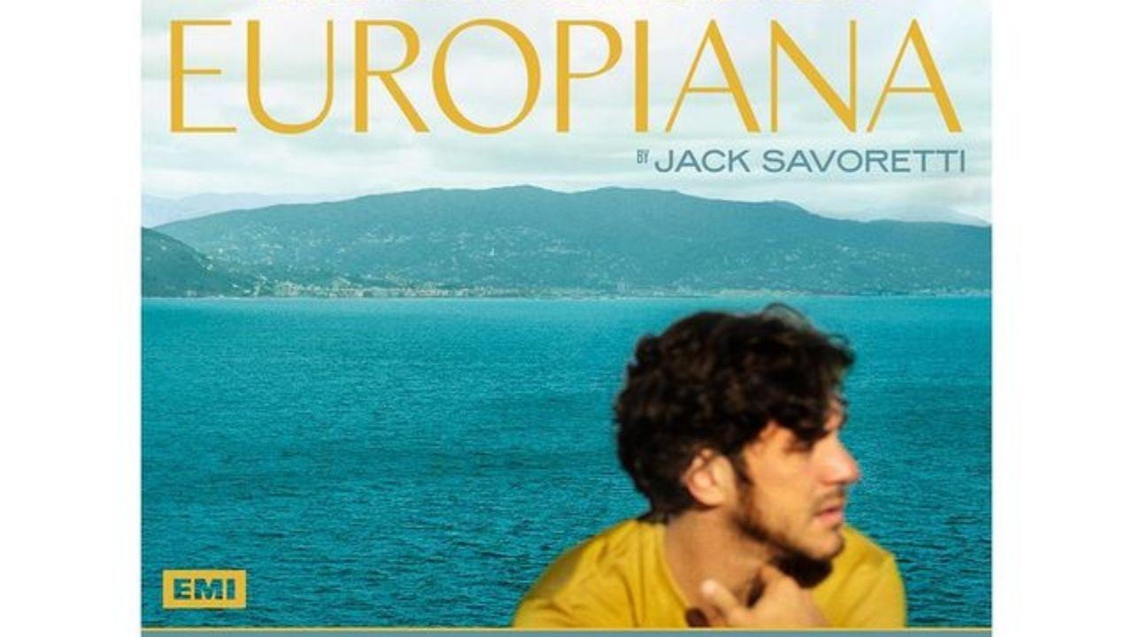 "Jack Savoretti ""Europiana"": una cartolina di riflessioni"