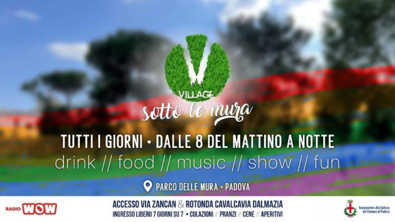 Pride Village di Padova- gli appuntamenti!