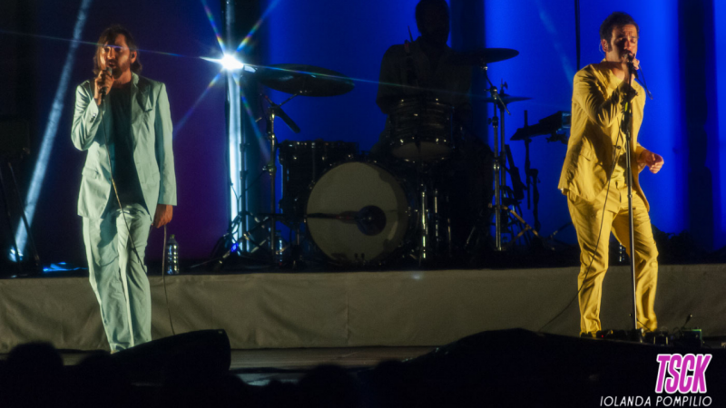 Colapesce e Dimartino – Luce Music Festival (Bitonto BA) – 16 luglio 2021