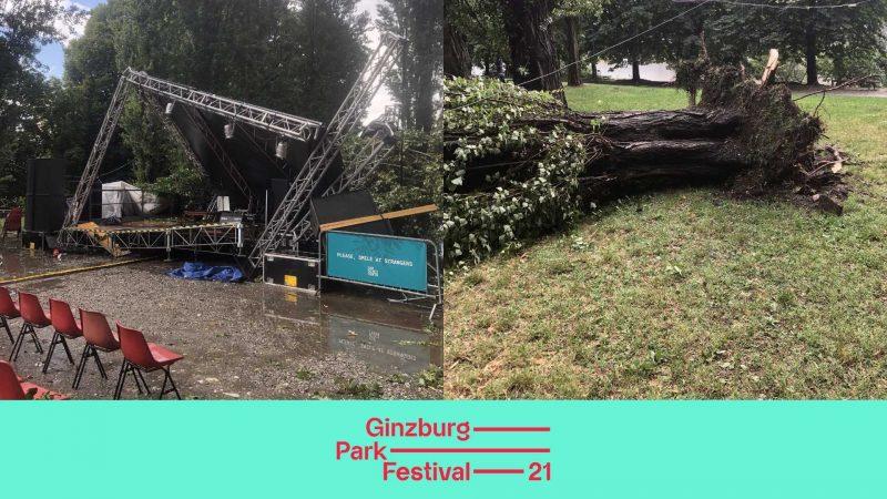 Supporta il Ginzburg Park Festival: solidarietà contro la sfortuna