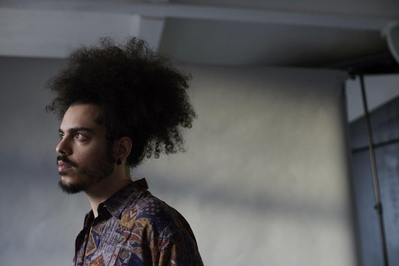 """Intervista a Davide Shorty per il Ginzburg Park Festival: dentro """"fusion."""""""