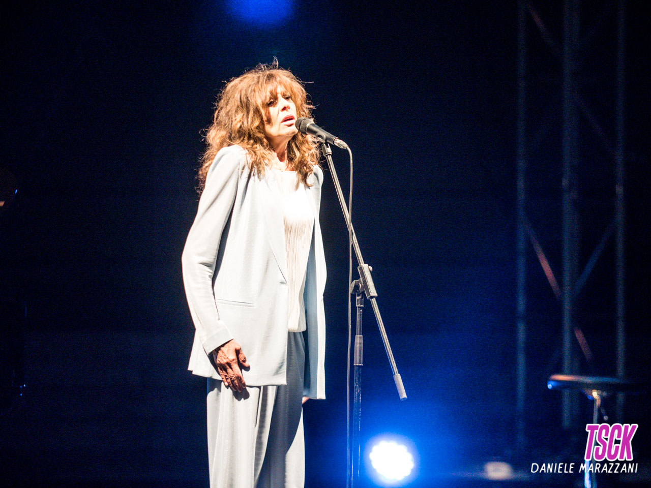 Alice canta Battiato – Vittoriale degli Italiani – 03 agosto 2021