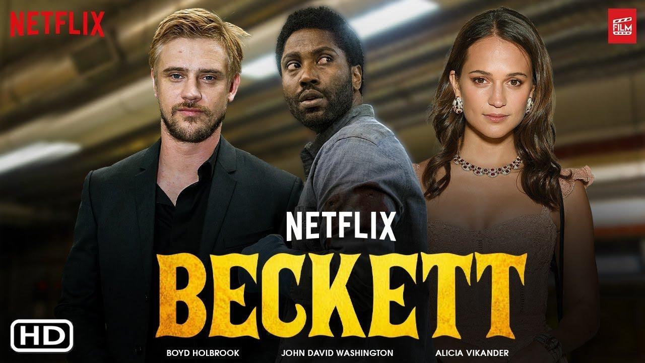 """""""Beckett"""", un film adrenalinico (contiene spoiler)"""