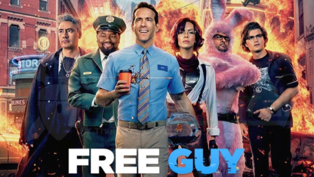 """Free Guy, quello che le """"americanate"""" dovrebbero essere"""