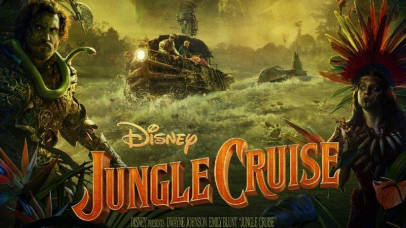 Jungle Cruise, poca pubblicità per tanto contenuto!