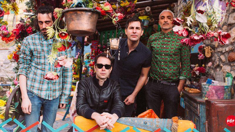 """""""Gibbone"""", il nuovo ep degli I Hate My Village: l'intervista"""