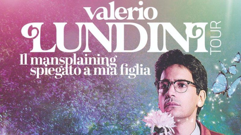 """Valerio Lundini: """"Il mansplaining spiegato a mia figlia"""" – Acieloaperto – 9 agosto 2021"""