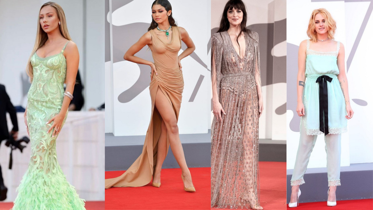 Il Festival di Venezia 2021: i migliori look