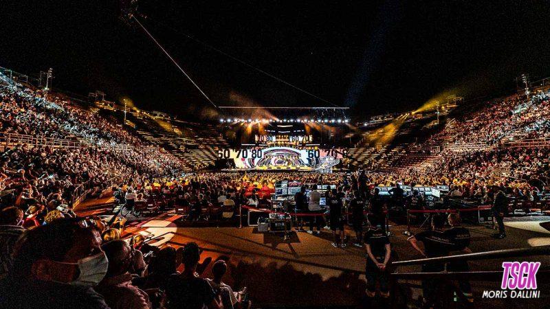 Arena Suzuki '60 '70 '80 – Arena di Verona – 12 e 14 settembre 2021